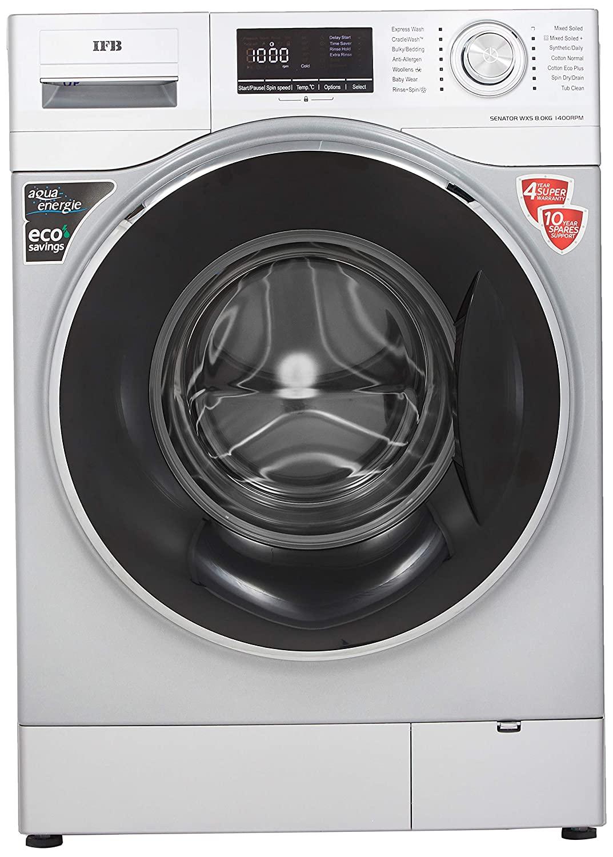 IFB 8kg Fully-Automatic Front Loading Washing Machine