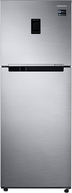 Samsung 324 L 2 Star Inverter Frost Free Double Door Refrigerator