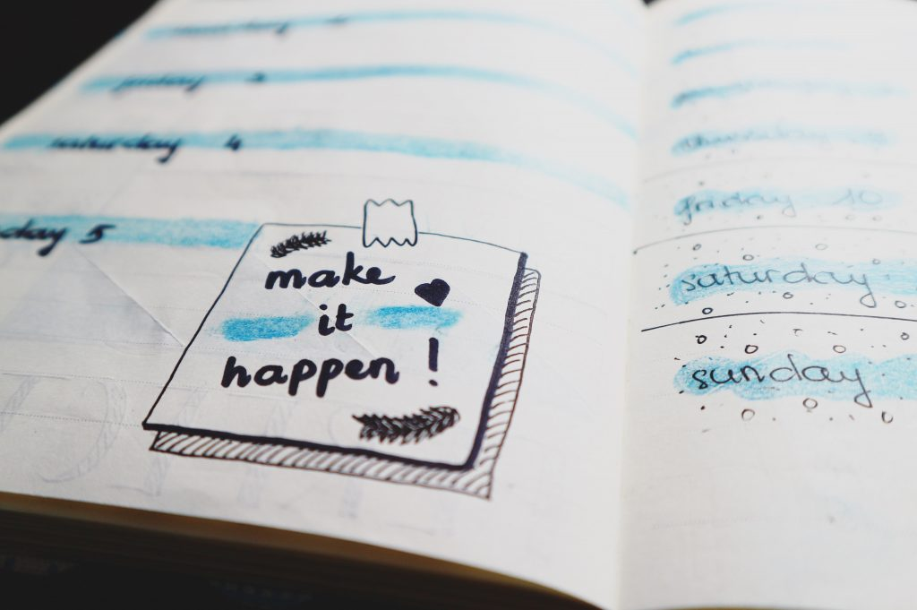 How to planning for coming life