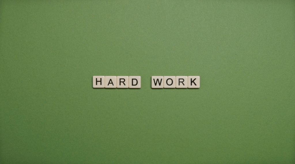 Why Hardwork is important