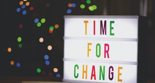 Why you should change yourself