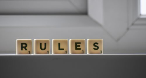 Why we should follow Rules